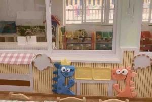 幼儿园可爱恐龙主题环创