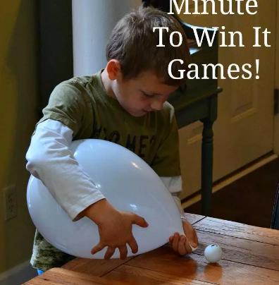 室内游戏 | 最适合在室内玩的游戏,有趣到停不下来~