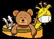 小班健康领域活动 |《我教小熊擦屁股!》